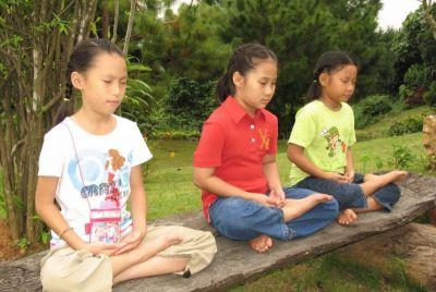 meditace deti